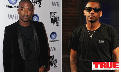Ray J & Fabolous were reportedly involved in an altercation