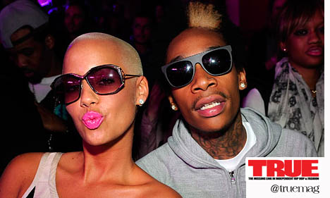 Wiz Khalifa Opens Up About Amber Rose Nude Pics