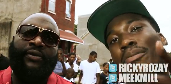 BEHIND THE SCENES: MEEK MILL FT. RICK ROSS – WORK