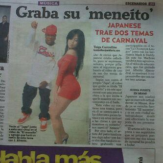 """Panama's Reggaeton Star """"Japane$e"""" New Hit """"El Meneito"""""""