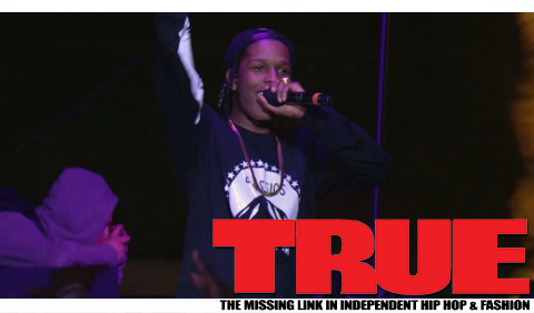 Video: ASAP Rocky Full Performance at Coachella 2012