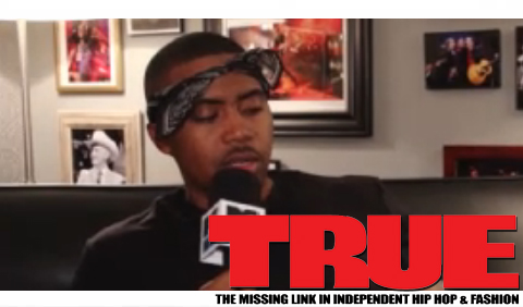 "Video: Nas Offers Up 'A Lot Of Life' On 'Behind The Music' & Says ""I Didn't Want to Do It"""