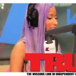 Nicki Minaj KISS FM UK