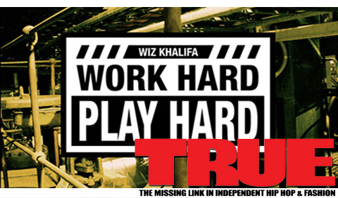 AUDIO: Wiz Khalifa – Work Hard, Play Hard [CDQ/No Tags]