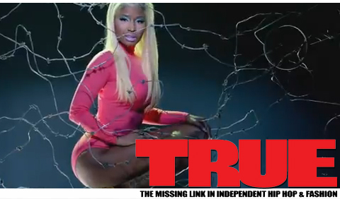 VIDEO: Nicki Minaj – Beez In The Trap ft. 2 Chainz [Music Video]