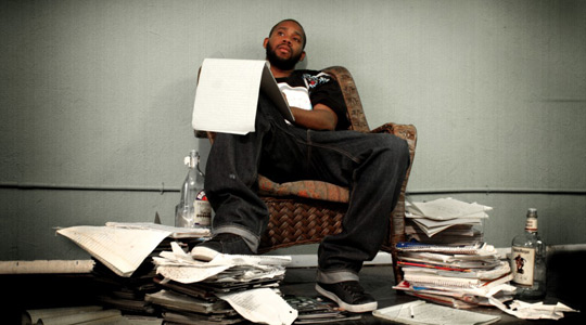 "TRUE Magazine interviews REKS about his ""Straight, No Chaser"" album"