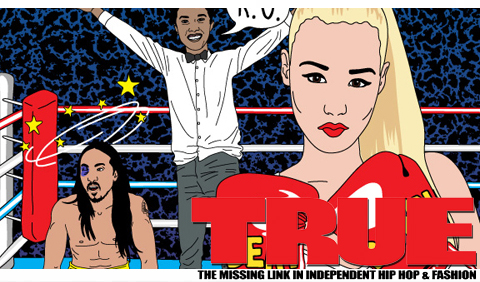 AUDIO: Steve Aoki & Angger Dimas feat Iggy Azalea – Beat Down