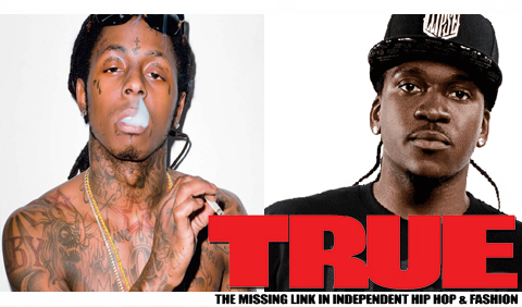 "Rap Drama: Lil Wayne Says ""Fuk Pusha T"" over Pusha's Exodus 23:1 Track"