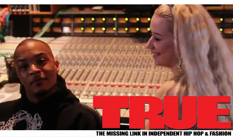 VIDEO: T.I. interviews Iggy Azalea About Hustle Gang & More