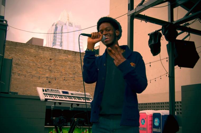 Rising Baltimore artist Storee Interviews with TRUE magazine