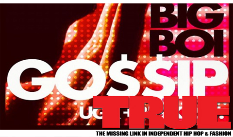 New Music: Big Boi ft UGK and Big K.R.I.T – Gossip