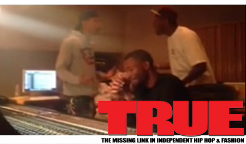 "VIDEO: Pharrell Preview Rick Ross's ""Presidential"" ft. Elijah Burke to Odd Future"