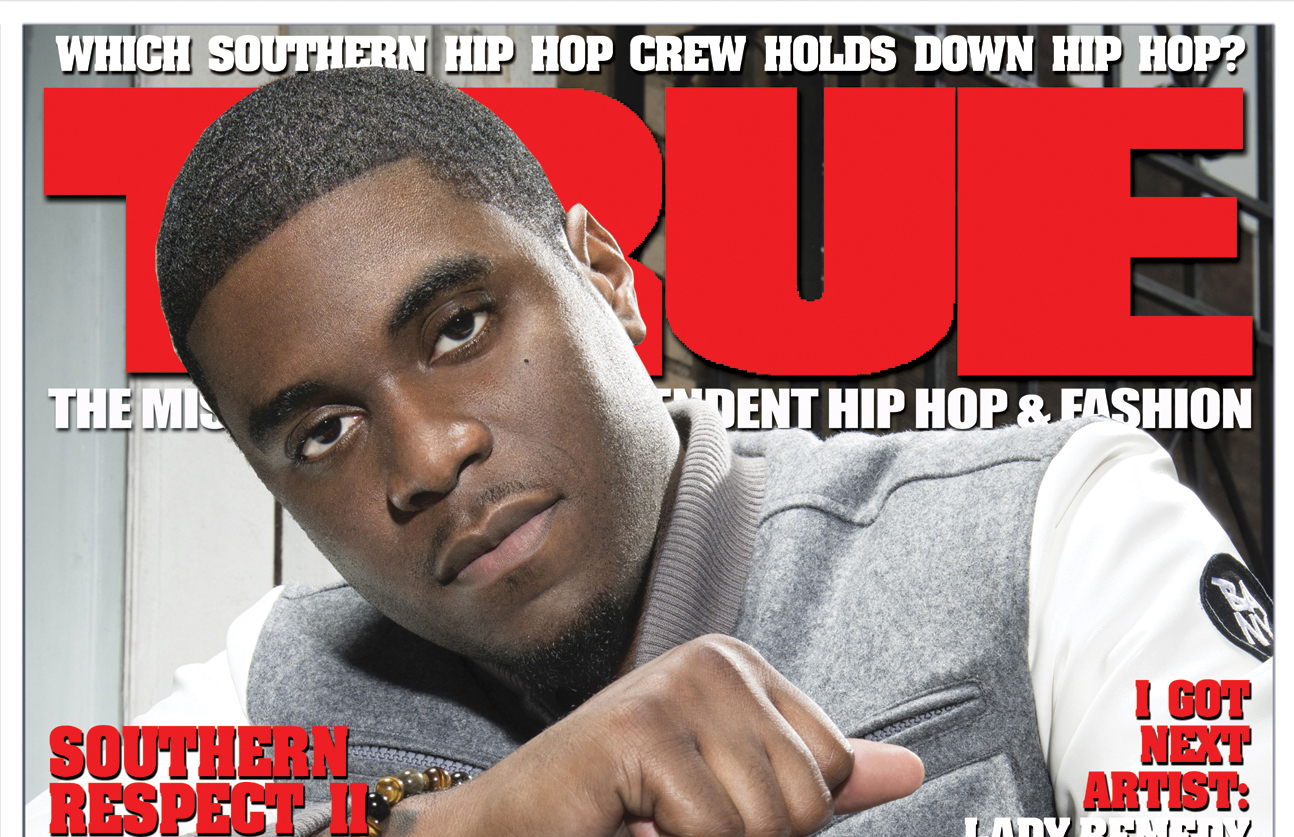 TRUE Magazine Issue 68: Southern Respect II / Big K.R.I.T.