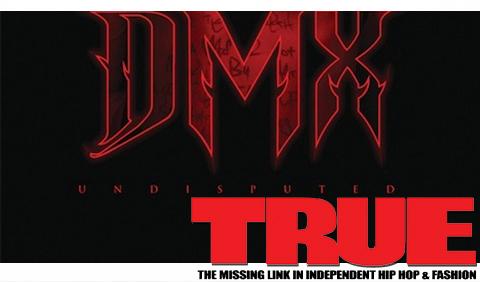 DMX – Undisputed (Album Cover & Tracklist)