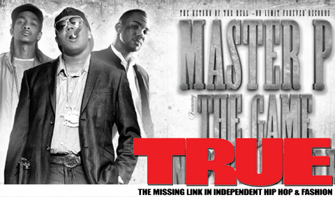 Master P ft. Nipsey Hussle & The Game - No Limit To The Real