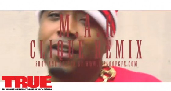 M.A.R – CLIQUE REMIX | SHOT BY @LOOPGRAPHIX, @MAR_STREETLEVEL @Shawnmikeall