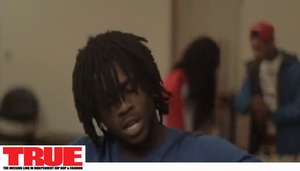true magazine chief keef