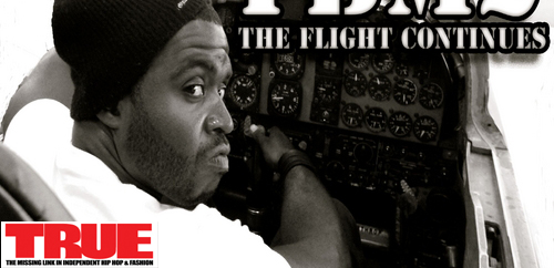 TRUE Mixtapes: CHuCK CRaZY FBM2 -The Flight Continues