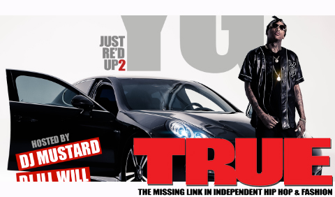 Mixtape: YG – Just Re'd Up 2 (Hosted by DJ Mustard & DJ Ill Will)