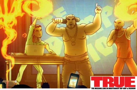 "Does the New FX series ""Chozen"" give hip hop a bad rep"