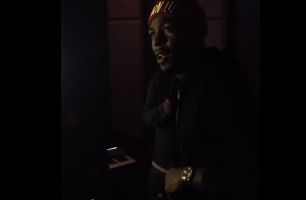 """king los """"18 minutes lost"""" freestyle"""