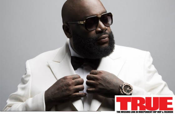 RICK ROSS SETS MARCH 4th RELEASE DATE FOR MASTERMIND ALBUM ON DEF JAM RECORDINGS/MAYBACH MUSIC GROUP !