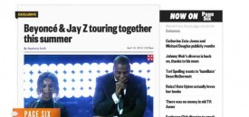 Jay-Z, Beyonce Rumored To Kick Off Joint Tour This Summer
