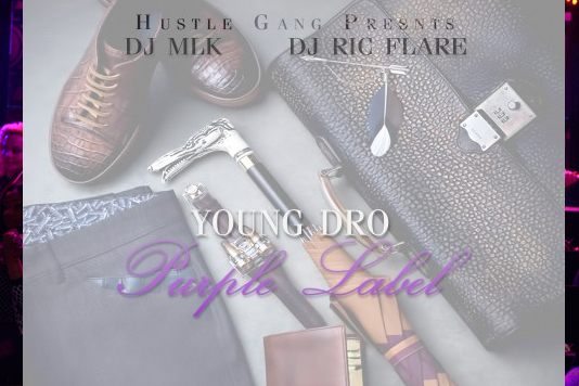 TRUE_young dro purple lable