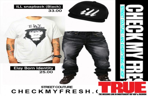 Checkmyfresh.co : Outfits with 'ILL snapback' and 'Elay Born Identity'