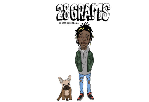 Wiz Khalifa New Mixtape – 28 Grams (Download Now)