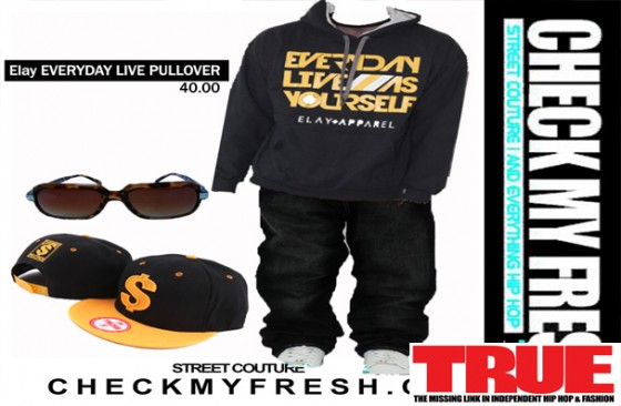 Checkmyfresh.co : Outfits with 'Elay Everyday Live Pullover'