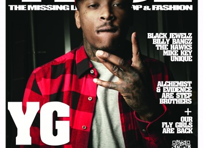 TRUE Magazine Cover Artists: YG THE NEW LEADER OF THE WEST COAST