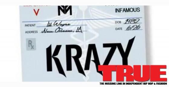 Lil Wayne – Krazy (Prod. by Infamous)