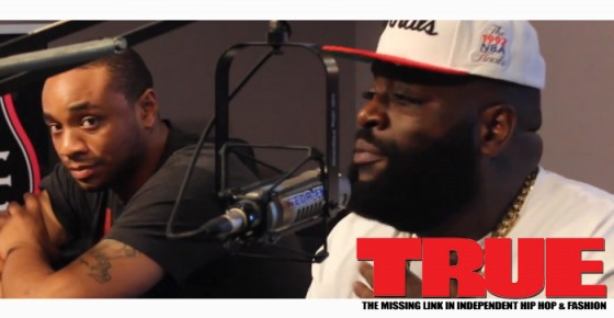 VIDEO: Rick Ross Speaks on 100 Goons and Canceled Detroit Show
