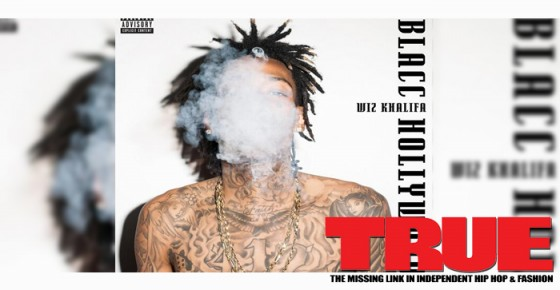 Wiz Khalifa Annouces Release Date & Artwork Cover for 'Blacc Hollywood'