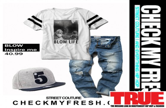 Checkmyfresh.co : Outfits with 'Blow Inspire me T-shirts'