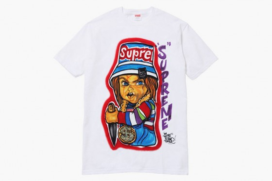 Supreme 2014 Summer Tees