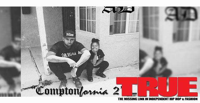 AD - ComptonFornia 2 (Mixtape)