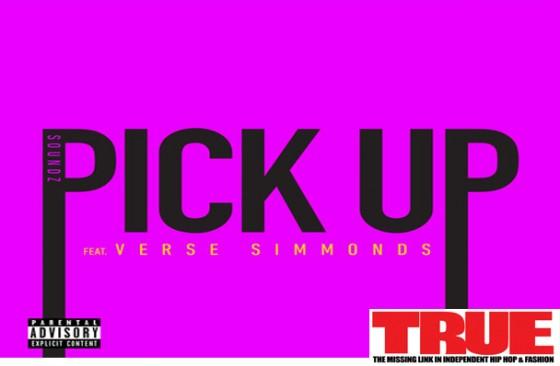New Track: Soundz – Pick Up Ft Verse Simmonds