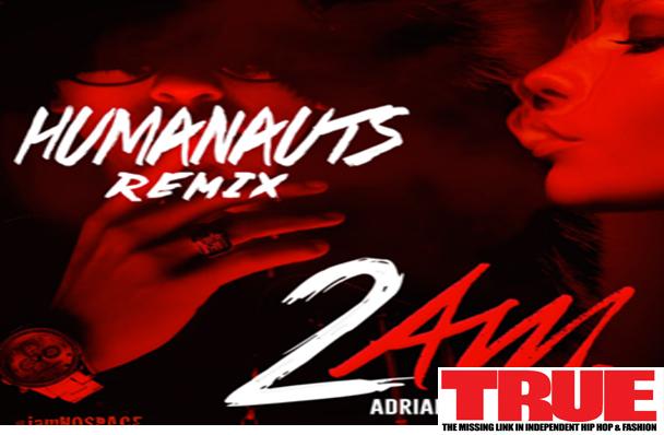 "Brooklyn Artist, JoeyG. Releases ""2AM"" Remix ft. Adrian Marcel"