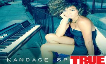 """KANDACE SPRINGS TO RELEASE EP 9/30; TV DEBUT ON LETTERMAN; ESSENCE """"NEW & NEXT""""; PREMIERES NEW VIDEO ON AFROPUNK"""