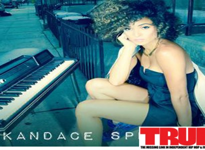 "KANDACE SPRINGS TO RELEASE EP 9/30; TV DEBUT ON LETTERMAN; ESSENCE ""NEW & NEXT""; PREMIERES NEW VIDEO ON AFROPUNK"