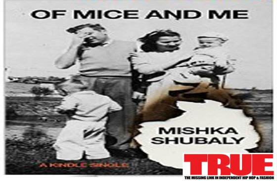 "Songwriter and best-selling author Mishka Shubaly hits #1 with ""Of Mice and Me"" via Amazon.com"