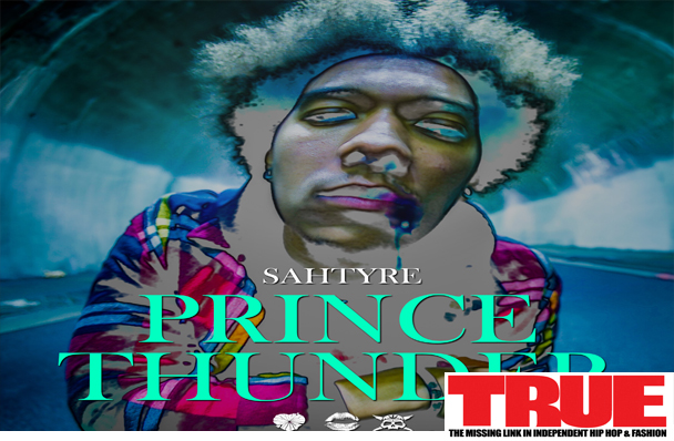 "New Music: SAHTYRE ""Prince Thunder"""