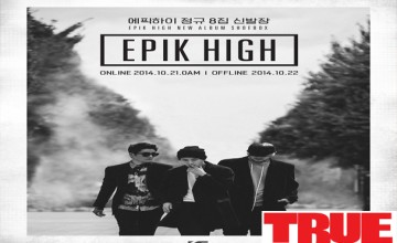 "EPIK HIGH's New Album ""SHOEBOX"" & Music Videos ""BORN HATER"" ""SPOILER + HAPPEN ENDING"" Tops Charts"
