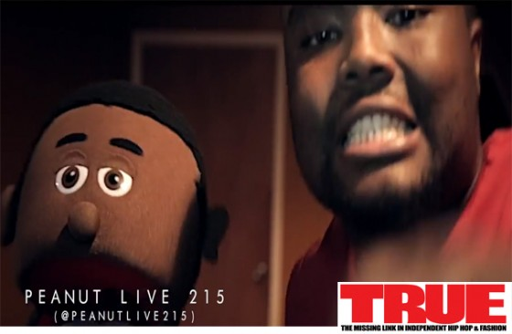 Peanut Live 215 and Quilly Team Up to CRACK YOU UP!!!!