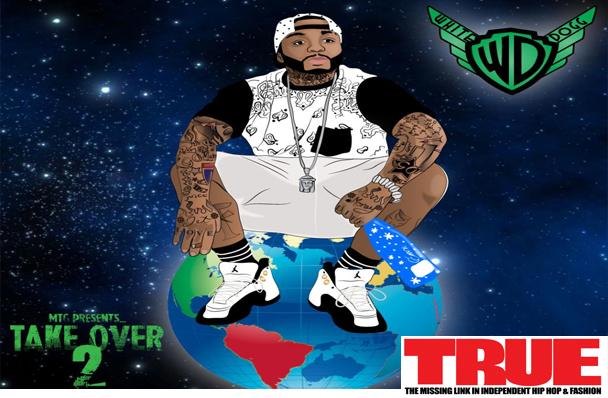 Mr. White Dogg debuts new mixtape