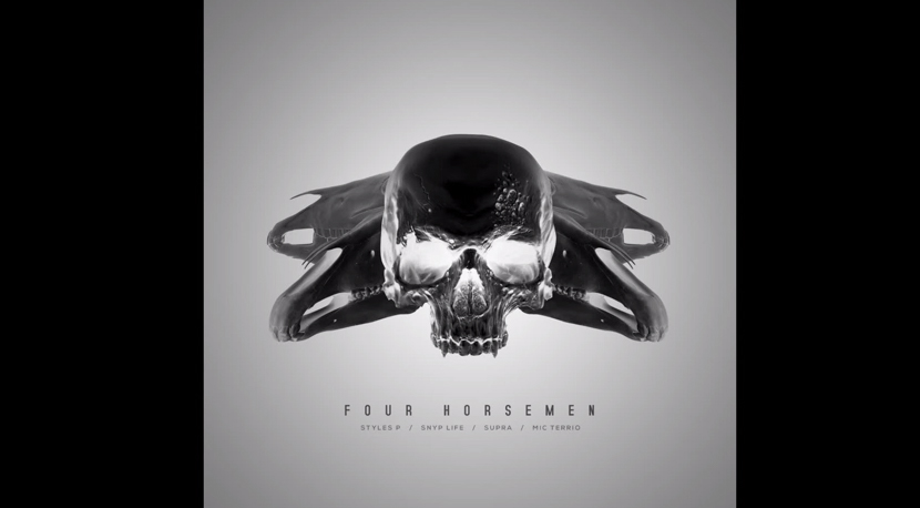 Supraliminal – Four Horsemen feat. Styles P, Snyp Life & Mic Terrio