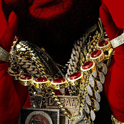 STREAM RICK ROSS' ALBUM 'HOOD BILLIONAIRE'