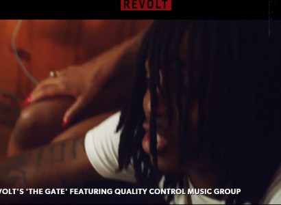 Watch A Quality Control Group Edition of REVOLT's 'The Gate